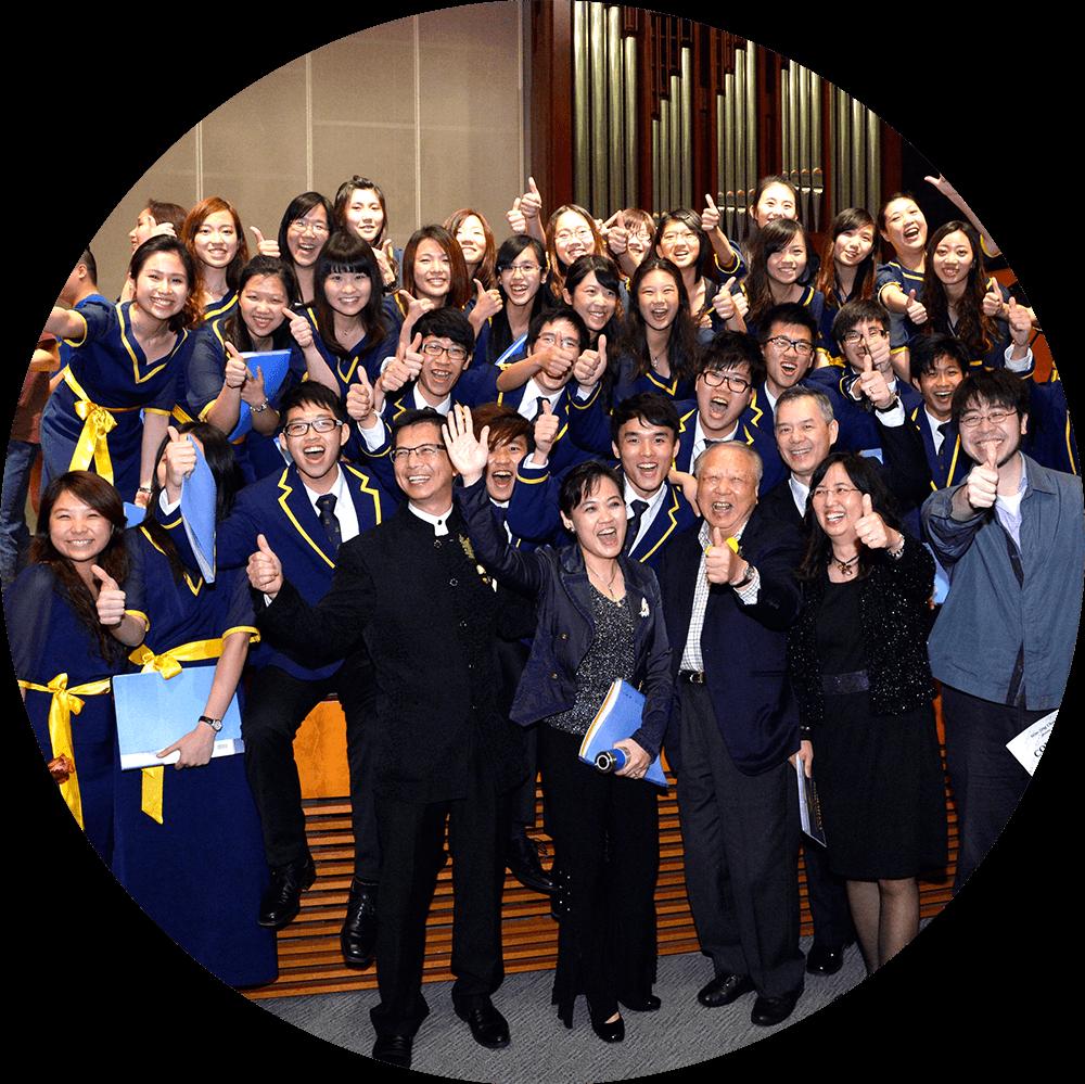 Woo Sing Choir 和聲合唱團