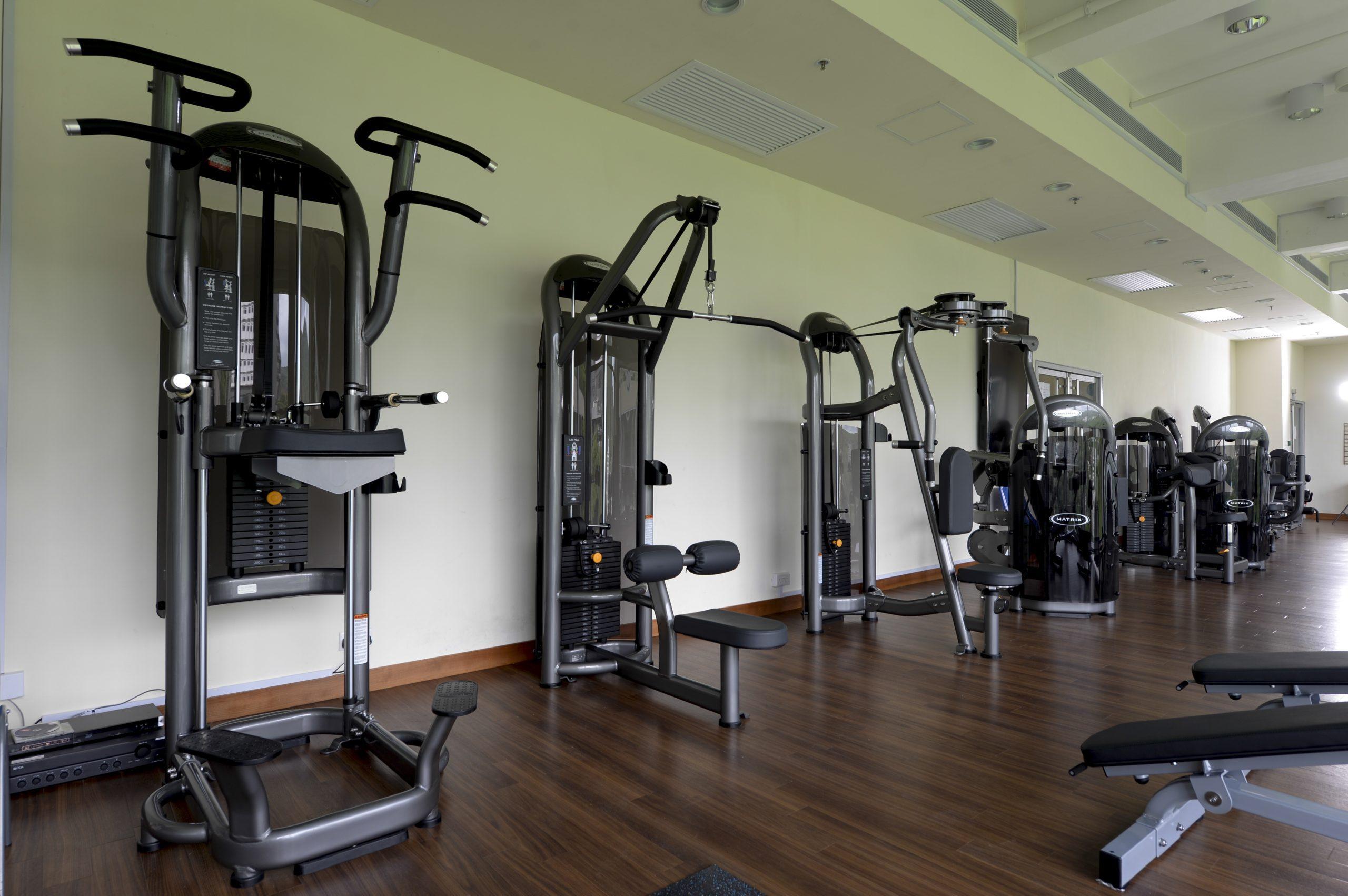 Fitness Room 健身室