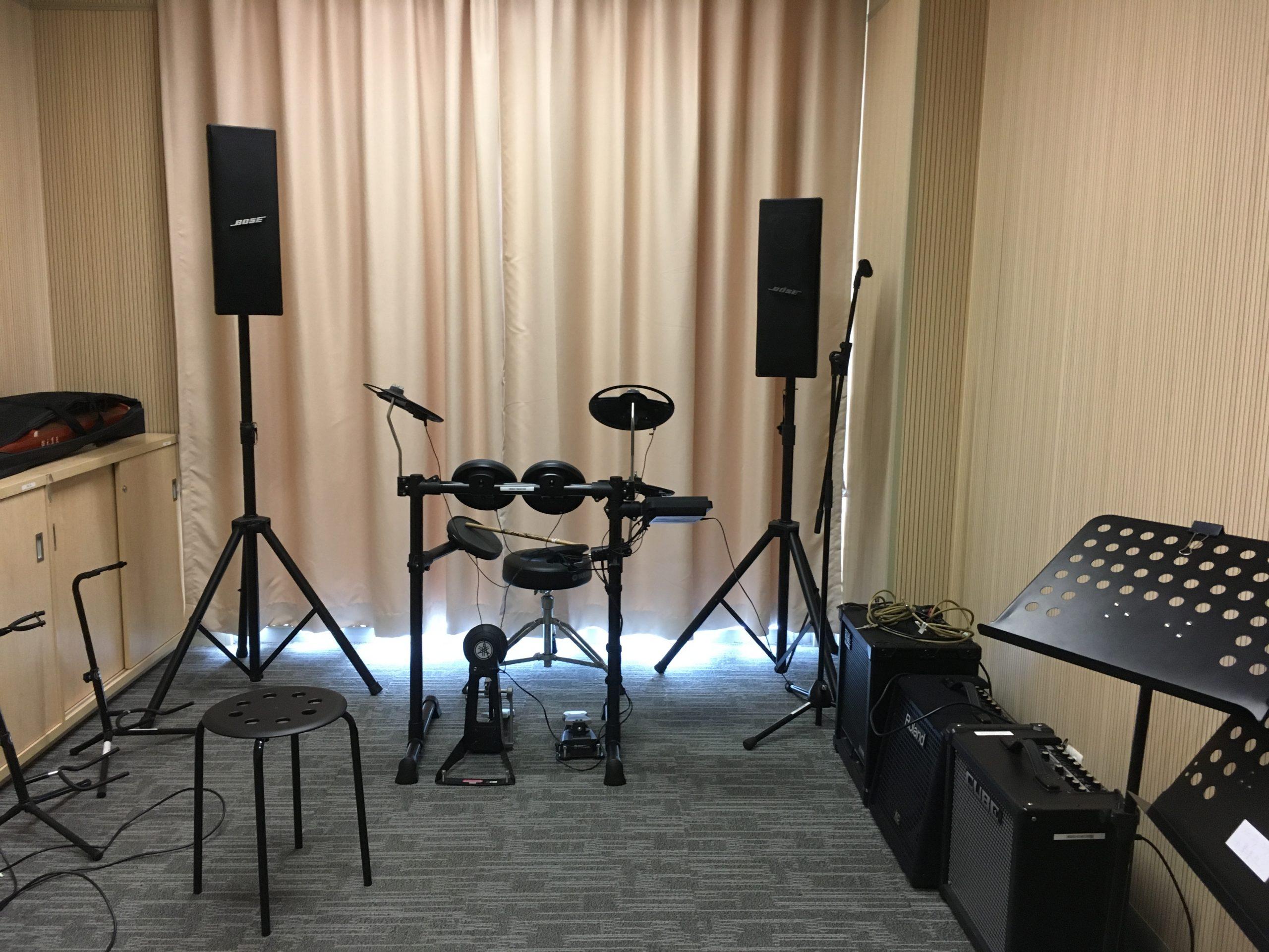 Music Room 2 二號音樂室