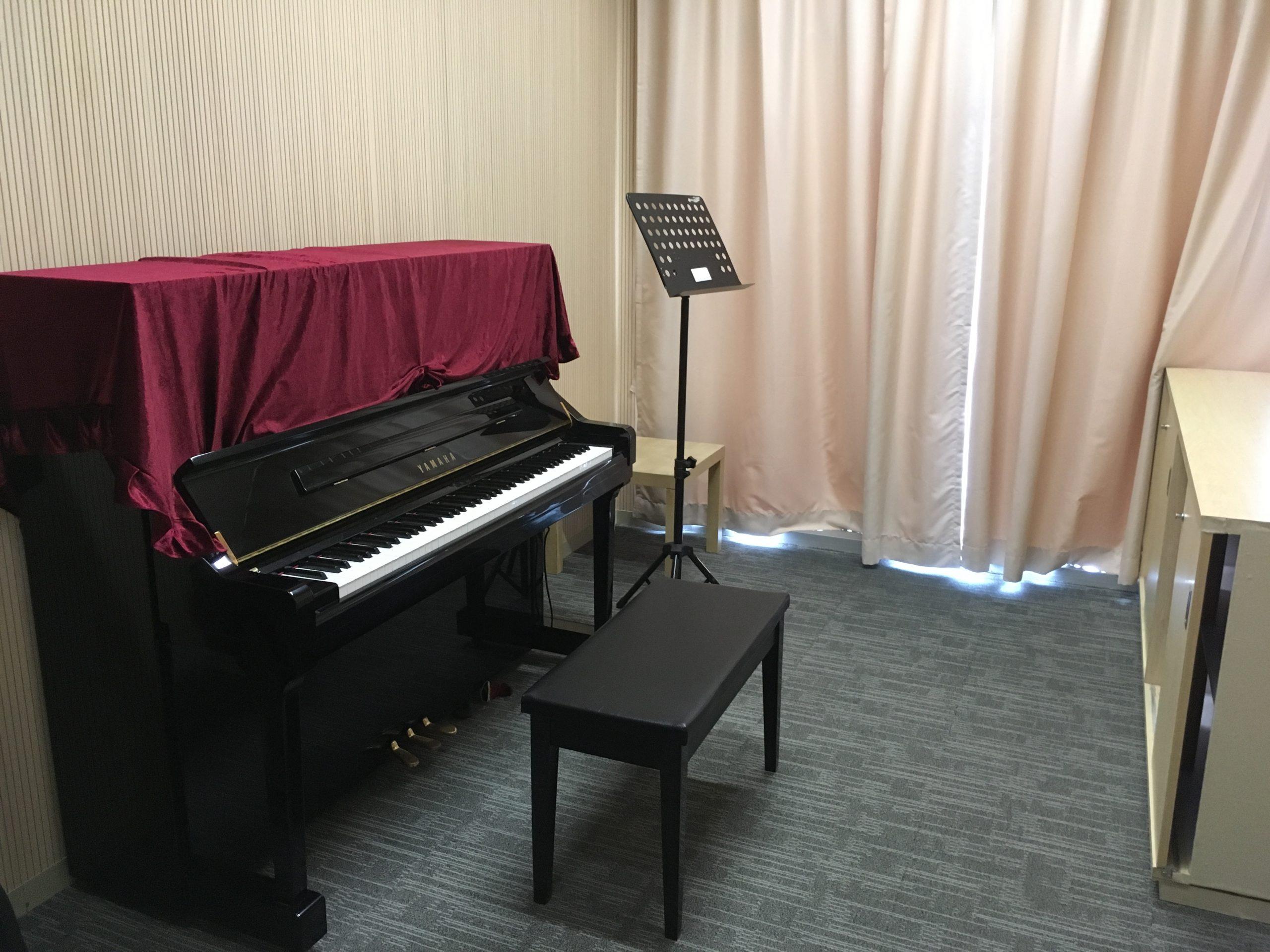 Music Room 1 一號音樂室