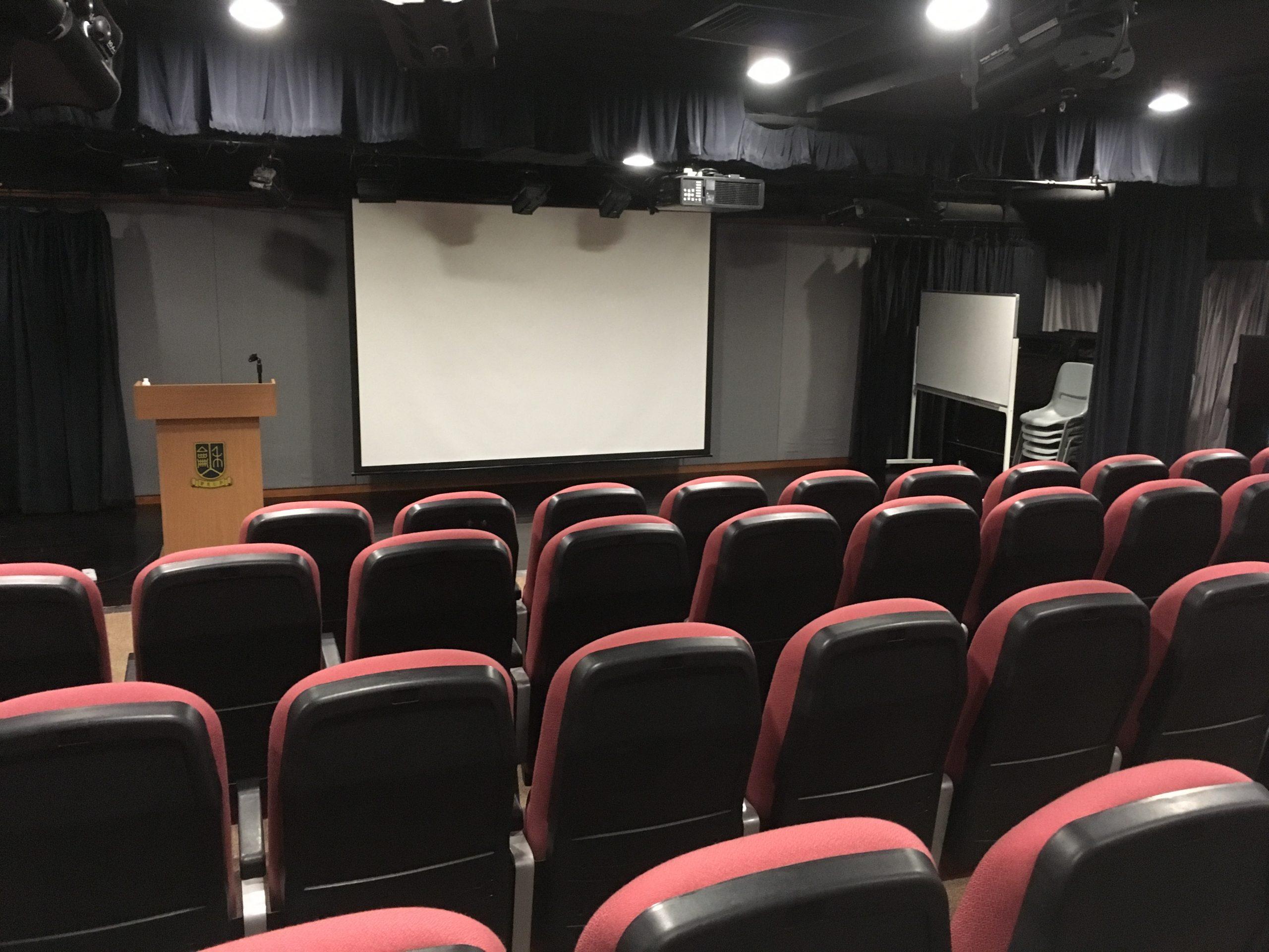 Mini Theatre 小劇場