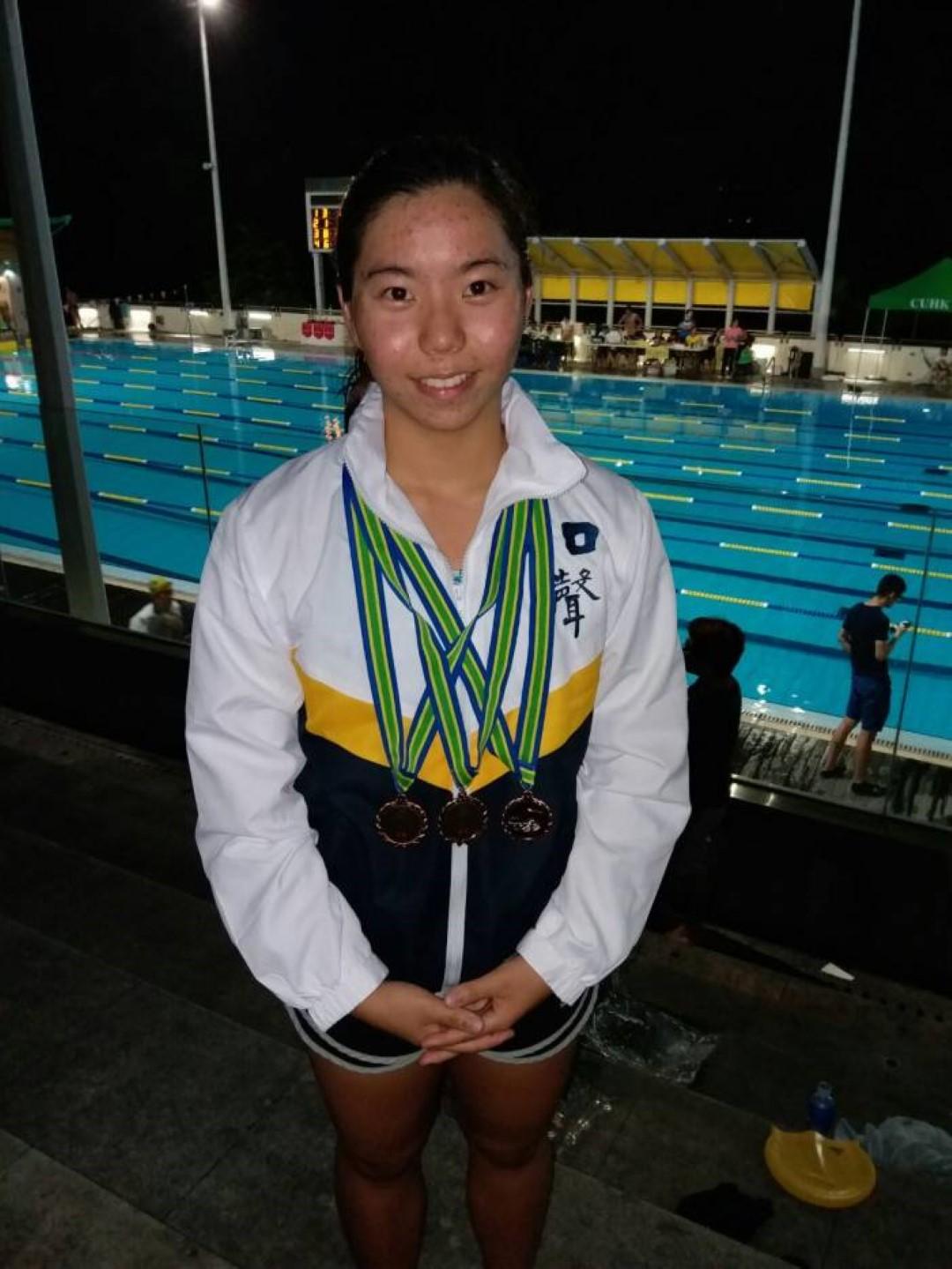 WS Swimming Team 和聲書院游泳精英