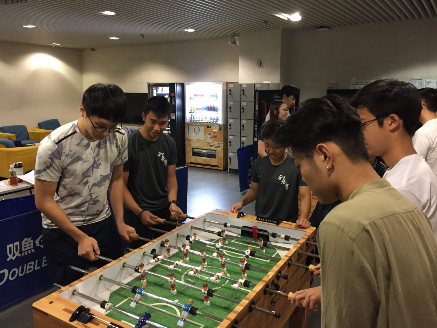 Foosball Competition 足球機競技