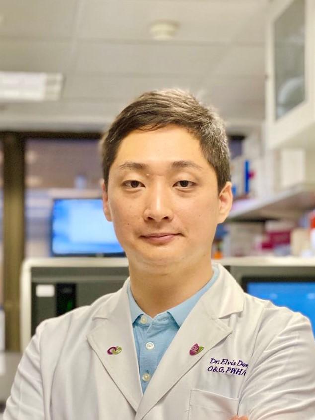 Prof. Dong Zirui 董梓瑞教授