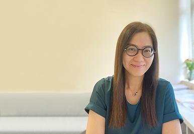 Dr. Sarah LUK 陸秀霞博士