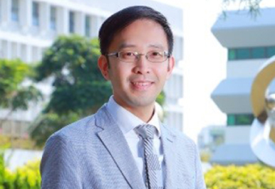 Prof. Chan Chi-ho, Wallace 陳智豪教授