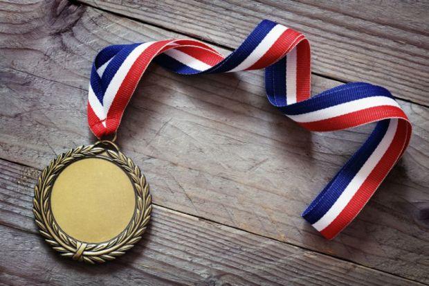 Founding Master Gold Medal