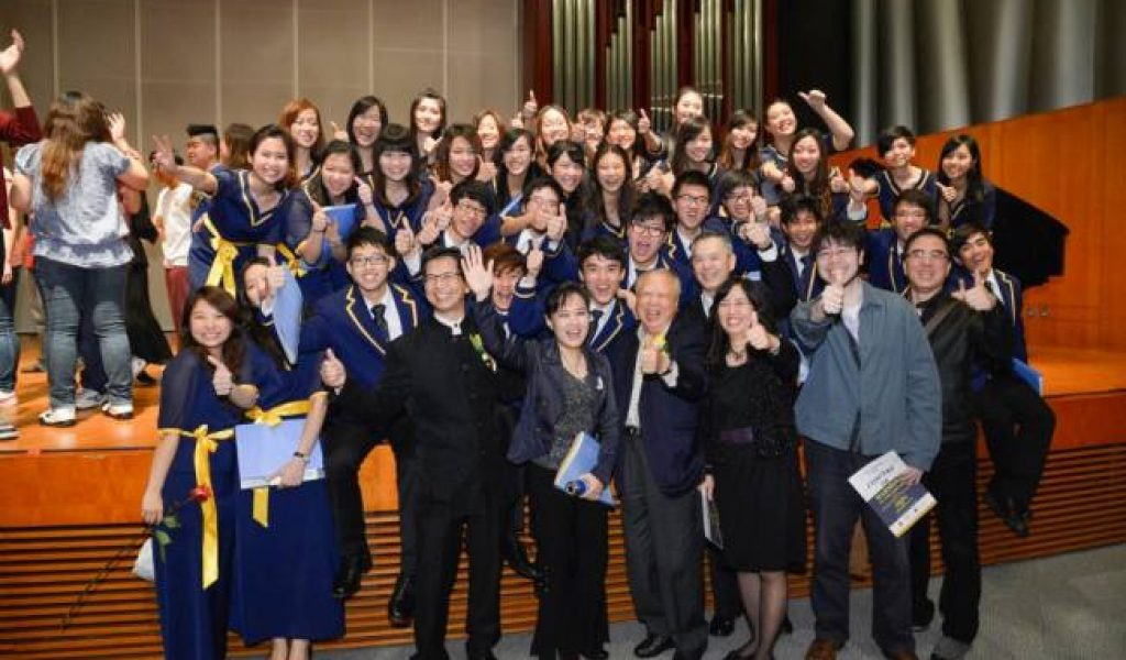 2013-02-01  -  Concert of Harmony for the CUHK Golden Jubilee (Annual Concert)