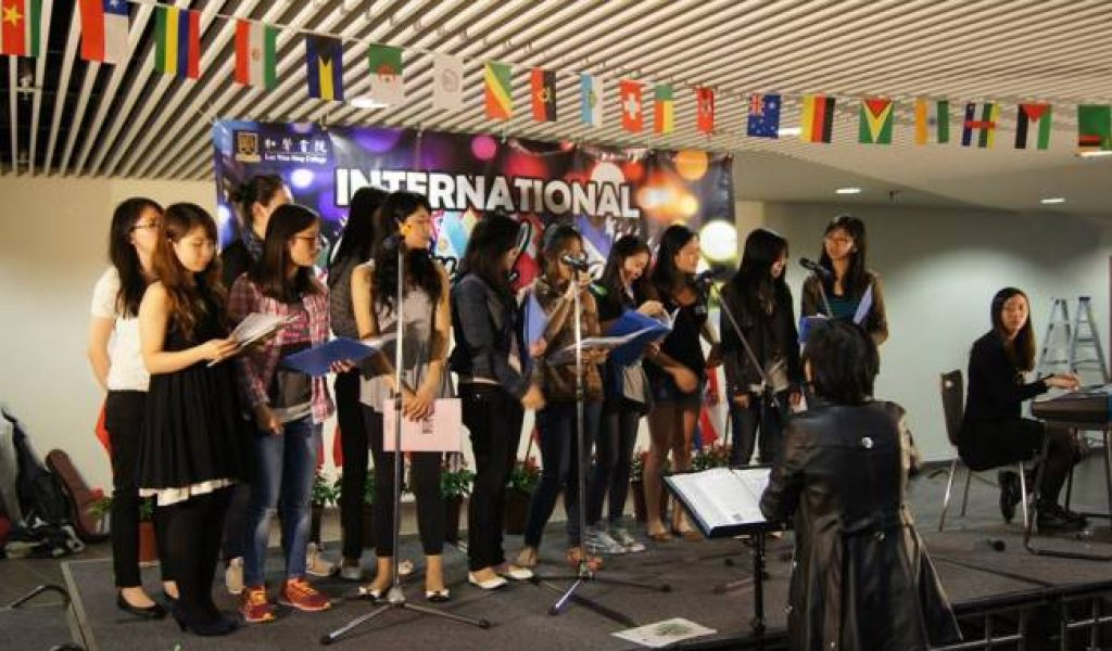 2014-04-08  -  International Cultural Night 2014