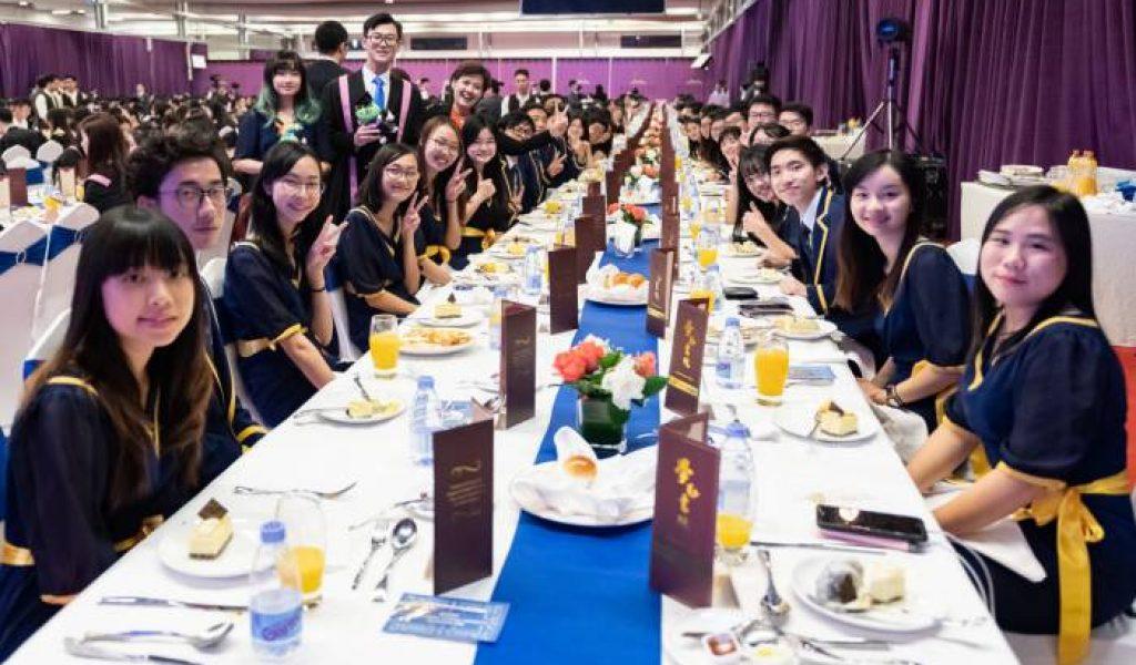 2018-11-23   Choir performance at Diligentia College, CUHK Shenzhen
